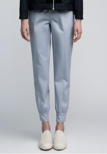 雙色拼接休閒褲, 服飾, 直esprit童裝門市腳褲