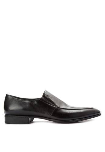 Moreschi black Men's Dress Shoes Loafer MO298SH0K4BOPH_1