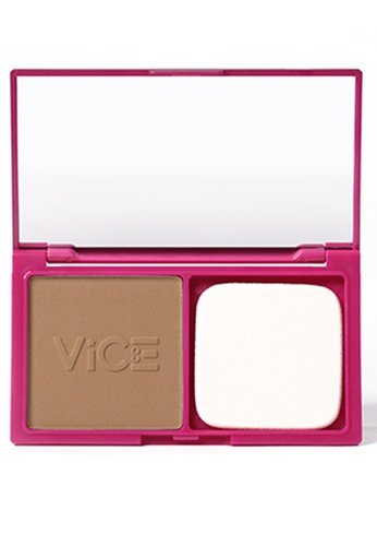 Vice Cosmetics beige Moreyna Duo Finish Foundation 02806BEB9DE263GS_1