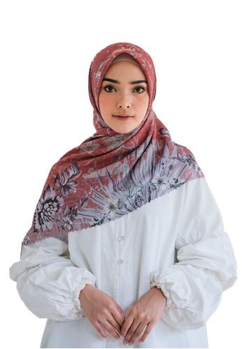 Panasia multi PANASIA X KAINREPUBLIK - HALIMAH ORANGE, Superfine (Superfine Voal Hijab Premium) D856FAAE150AC5GS_1