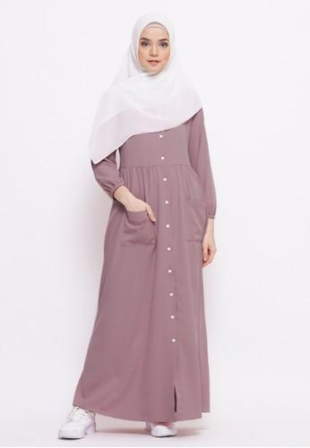 Tufine purple Nazwa Dress 0469BAAB8FFC2FGS_1