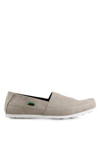Sneakers Shoes beige Clint Slip On SN532SH22SAJID_1