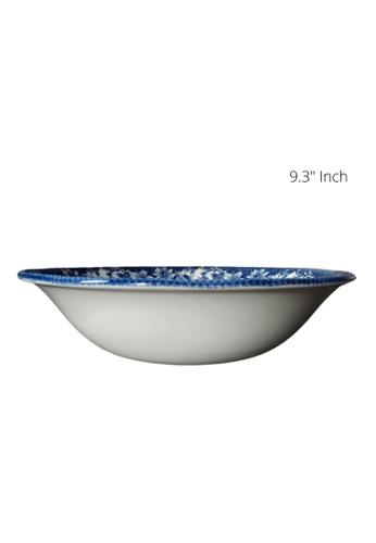 "Claytan Victoria Blue - 9.3"" Salad Bowl 046EFHL111BC2DGS_1"