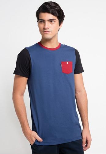 GREENLIGHT navy Tshirt 7111 GR397AA0V29EID_1