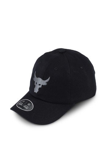 Under Armour black UA Youth Project Rock Hat 2E481AC4A00704GS_1