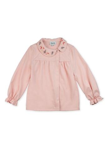 Vauva pink Vauva Girls Fantasy Forest Casual Top - Pink C5431KA7E274FBGS_1