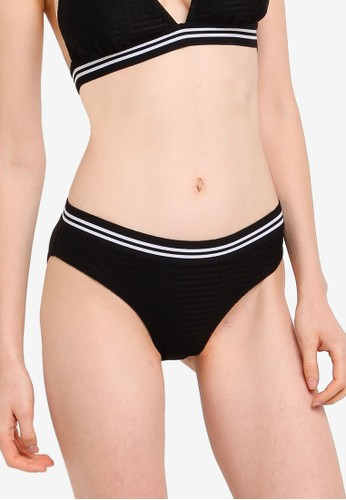 Vero Moda black Sporty Tanga 6DF7EUS2FB7DA1GS_1