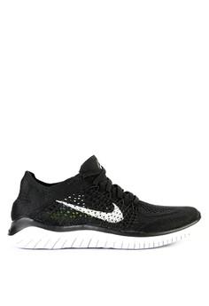 2eb6d257aa9b Nike black Nike Free Rn Flyknit 2018 Shoes DD5E2SHAF8B147GS 1