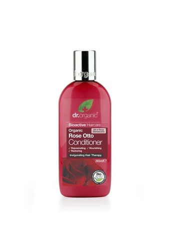 Holland & Barrett Dr Organic Rose Otto Conditioner 265ml 416F5ES8810286GS_1