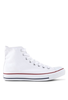 31134a041e34 Converse white Chuck Taylor All Star Core Hi Sneakers ABA91SHD28701FGS 1