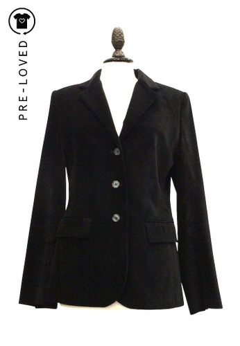 Day Birger Et Mikkelsen black Pre-Loved day birger et mikkelsen Classic Velvet Blazer CD1EFAAA52607BGS_1