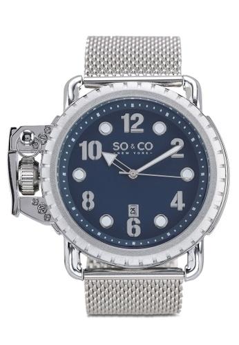 SO&CO silver Yacht Timer 5208 02867AC6D389B4GS_1