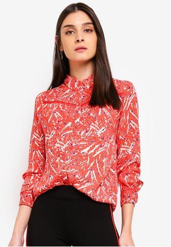 5ea256a89d0117 Buy Vero Moda Mary Shirt   ZALORA HK