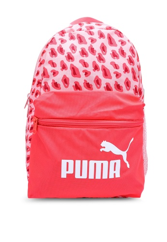 PUMA pink Phase Small Youth Backpack BA5C3KC3031992GS_1