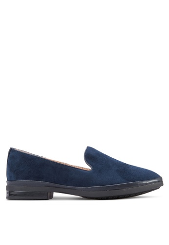 Noveni blue Casual Flats NO978SH80UZRMY_1