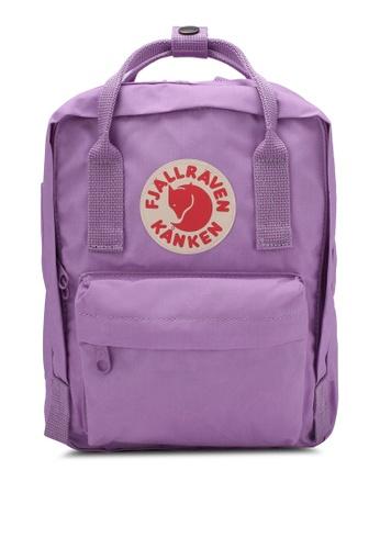 3928fd6e172c Buy Fjallraven Kanken Orchid Kanken Mini Backpack Online on ZALORA ...