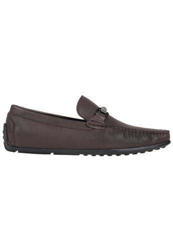 Tomaz brown Tomaz C142 Buckled Loafers (Coffee) 3A401SH1FFD8F9GS_1