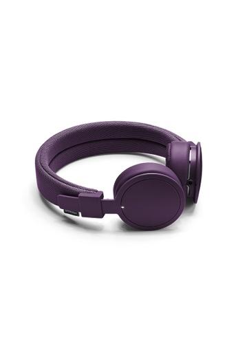 UrbanEars purple Plattan Adv Wireless Headphone - Cosmos Purple UR131AC2VMFOHK_1