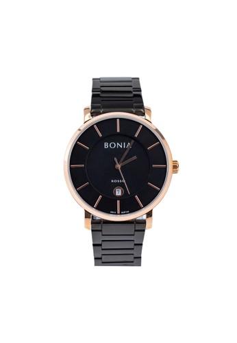 BONIA black Bonia Rosso - BR168-1532 - Jam Tangan Pria E50CEAC47BB9A0GS_1