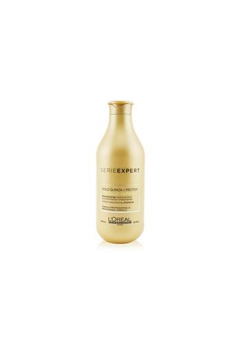 L'Oréal L'ORÉAL - Professionnel Serie Expert - Absolut Repair Gold Quinoa + Protein Instant Resurfacing Shampoo 300ml/10.1oz 2329BBE10BBB46GS_1