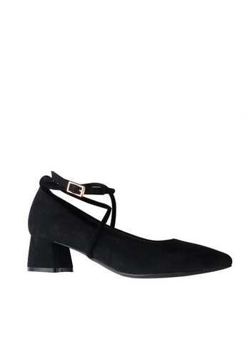 Twenty Eight Shoes Cross Strap Pointy Pumps 999-9 1055FSHAD56FC2GS_1