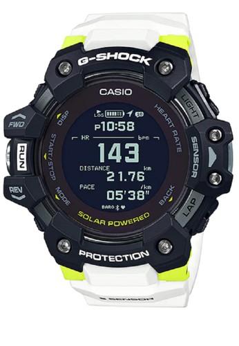 G-Shock black and white G-Shock Men GBD-H1000-1A7 Black White 31968AC352E0BFGS_1