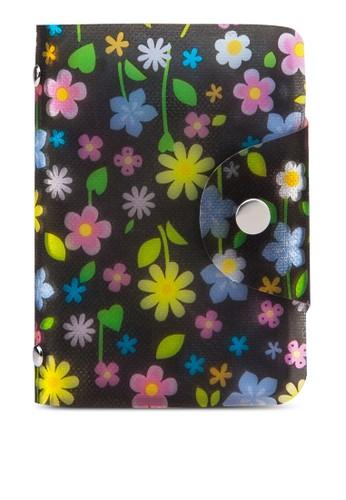 小花園果凍卡片收納esprit 寢具夾, 包, 皮夾及零錢包