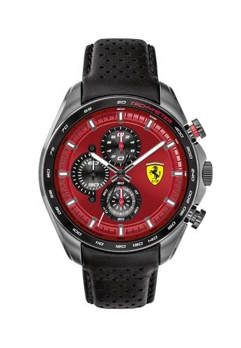 Scuderia Ferrari red Scuderia Ferrari Speedracer Red Men's Watch (830650) CC6EEAC06C814BGS_1