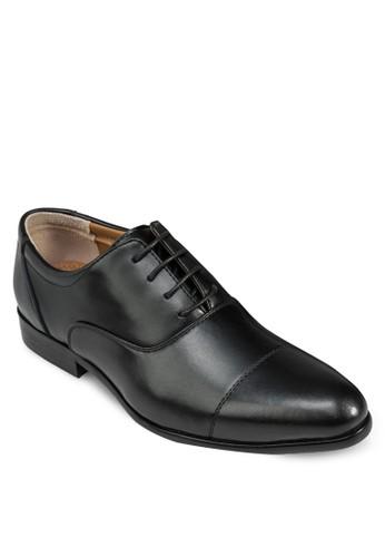 繫帶簡約真皮皮鞋, 鞋, 休esprit官網閒鞋