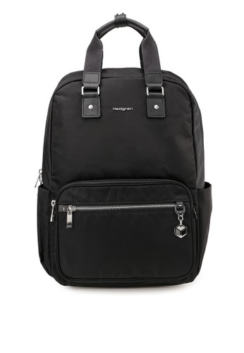 Hedgren black Rubia Backpack - Charm Business 93125AC3AE42AAGS_1