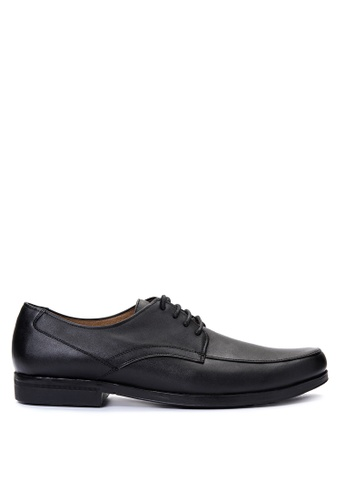 Gibi black Men's Dress Shoes GI342SH27UWIPH_1