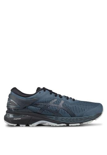 Asics grey Gel-Kayano 25 Shoes E34F8SH210C8A4GS_1