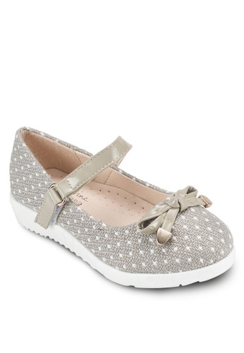 Chloe 舒適平esprit女裝底鞋, 鞋