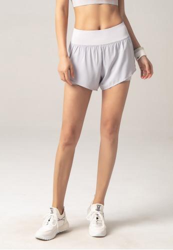 HAPPY FRIDAYS Women's Training Sports Cover Shorts DK11 52D27AA1589FAAGS_1