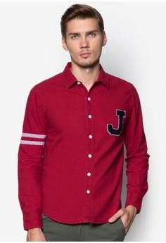 Slim Fit Shirt with J Batch