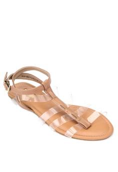 Francesca Flat Sandals