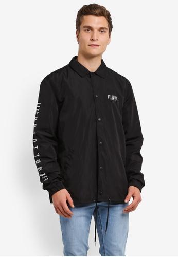 Cotton On 黑色 Coaches Jacket CO372AA0RSVVMY_1