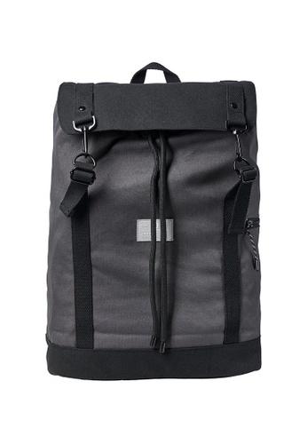 Jack & Jones black Vance Backpack A1C4EAC0D6DFDAGS_1