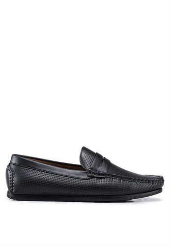 Carlton London navy Slip On Loafers 57255SHC961A2FGS_1