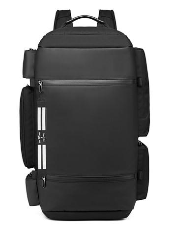 Twenty Eight Shoes Men's Sports Travel 2 ways Bags OZ-9326 885C7AC0461B6FGS_1