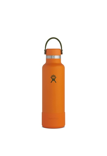 Hydro Flask orange Hydro Flask Timberline Limited Edition 21 oz Standard Mouth (621 ml) - Clementine (Bonfire) F27D4HLCC01A92GS_1