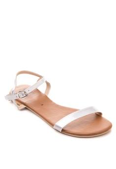 Hannah Flat Sandals