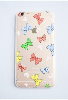 Ribbons Soft Transparent Case for iPhone 6 plus/ 6s plus