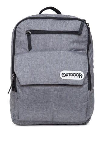 Outdoor Products grey City Urban Backpack OU226AC0JYD1PH_1