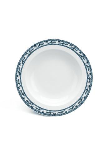 Minh Long I white Annam Bird: Porcelain Deep Soup Plate (23cm) 0DDBEHLC3E2CABGS_1