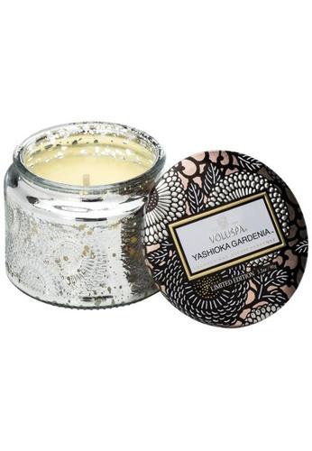 Voluspa Voluspa - Petite Jar Scented Candle #Yashioka Gardenia 小號浮雕罐香薰蠟燭 #吉岡梔子花 90.0g/ml 796F2HL6DB53EEGS_1