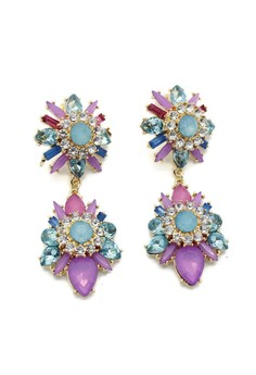Dreamy Statement Earrings