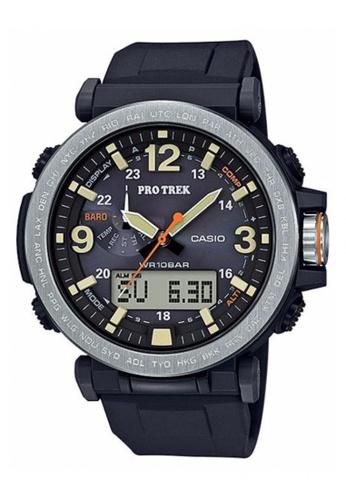 G-shock black CASIO PRO-TREK T.SENSOR PRG-600-1 GS076AC84GJFMY_1