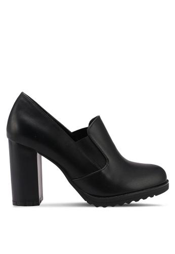 Noveni black Heel Boots 2B579SH7C27083GS_1