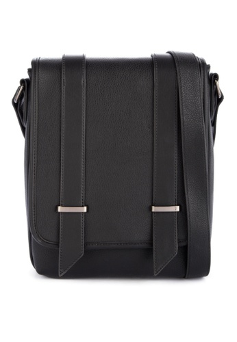 Call It Spring black Chorelian Messenger Bag B0232ACB7B6D42GS_1